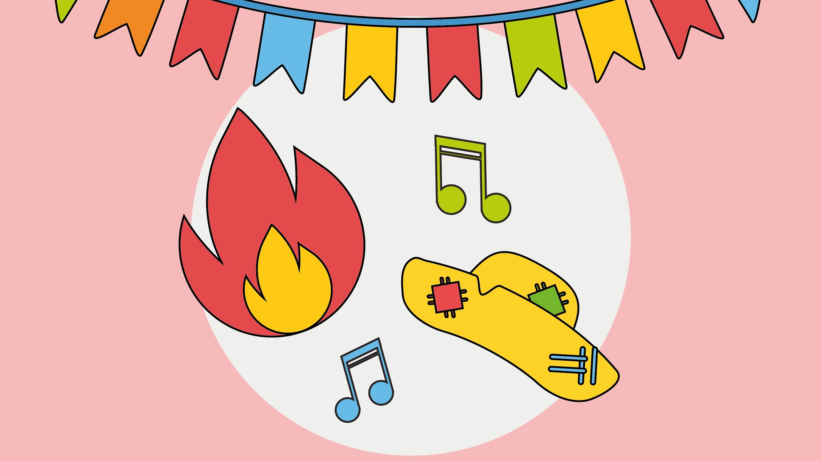 Festa Junina: Arraiá Plinioleitense