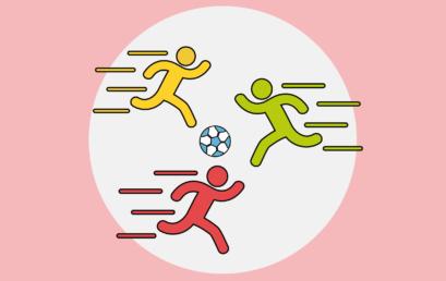 Esporte é vida! Clube de Esportes