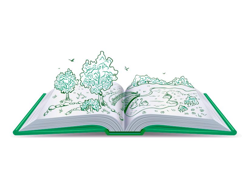 Se você não gosta de ler é porque está lendo errado