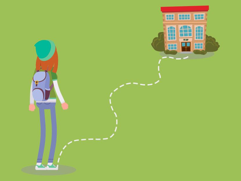 Como começou a trajetória da mulher na educação?