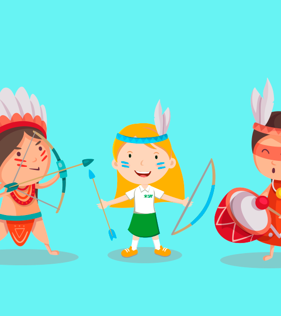 Dia do Índio: visita da tribo Funi-ô