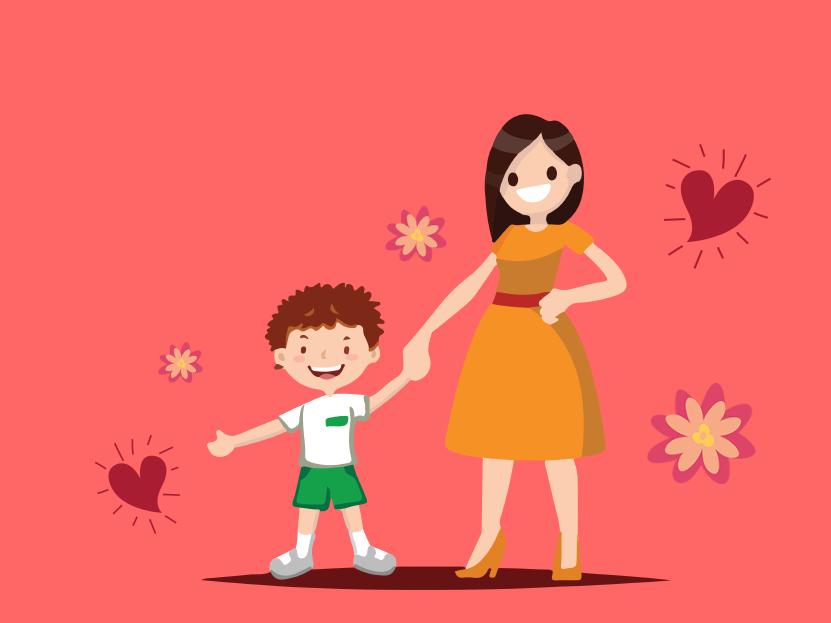 Homenagem ao dia das mães feita pelos nosso alunos