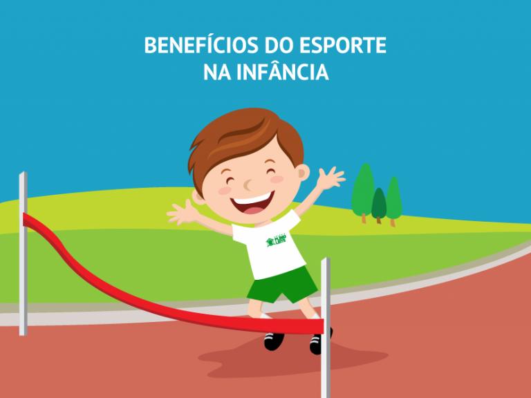 Benefícios do esporte na infância