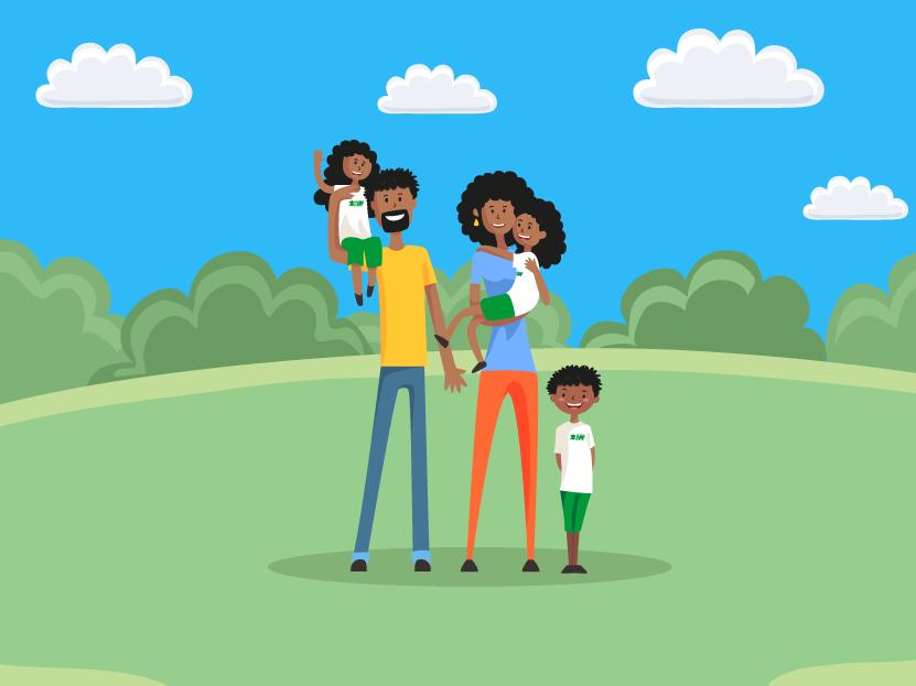Como cultivar o relacionamento pais e filhos