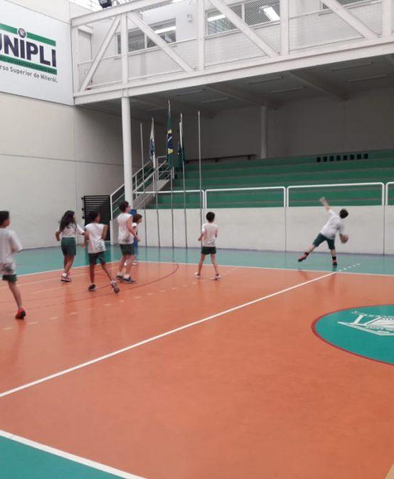 Clube de esportes para o Ensino Fundamental 1