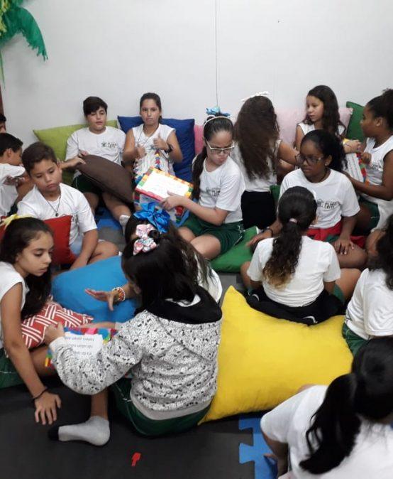 SALA DE LEITURA: porque ler pode ser uma maravilhosa aventura