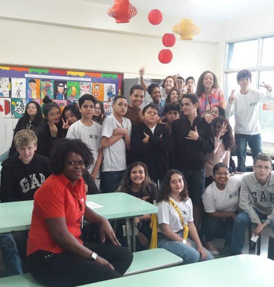 Semana da China na Escola