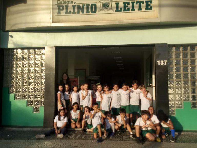 2. ano – Visitando o quarteirão da escola.