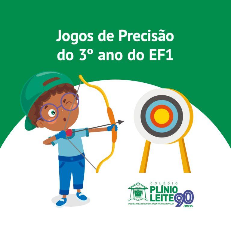 Jogos de Precisão do 3º ano do EF1