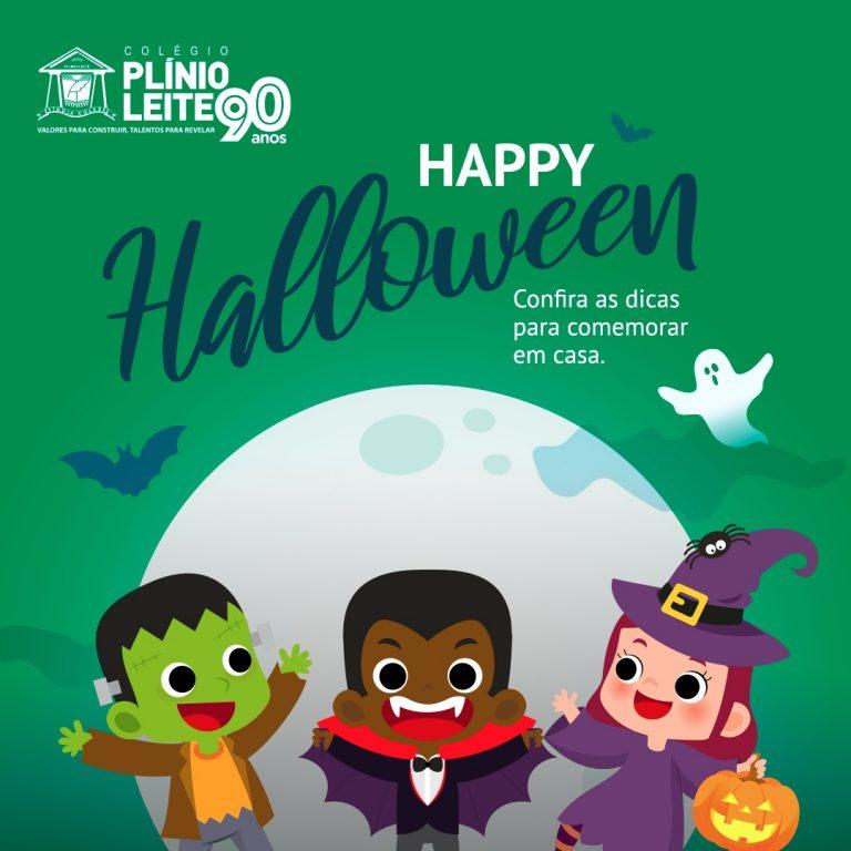 Happy Halloween – Confira algumas dicas para comemorar em casa