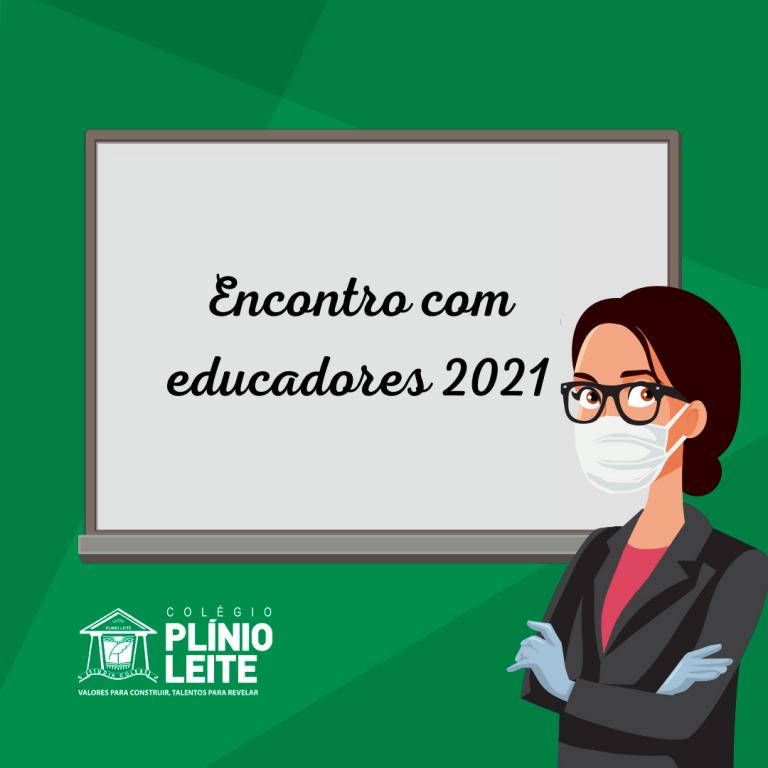 Encontro com Educadores 2021