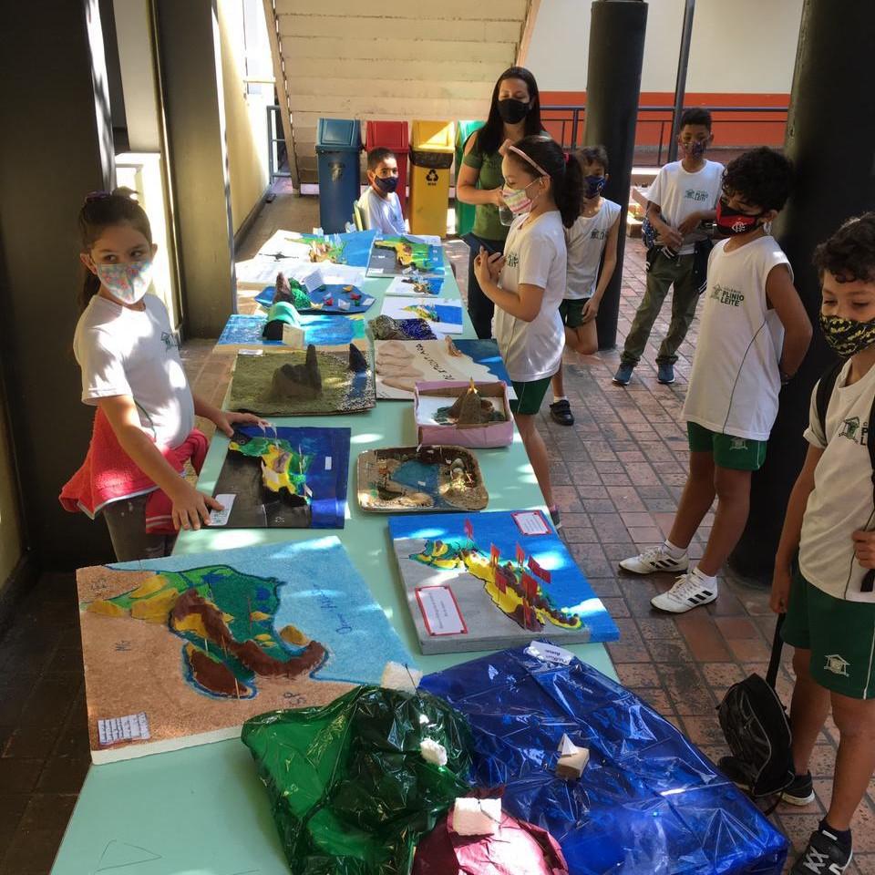 4º ano: Maquetes do Rio de Janeiro